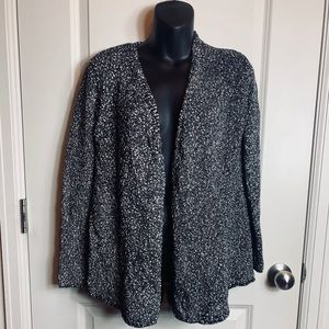 Eileen Fisher Thick Cardigan 100% Cotton